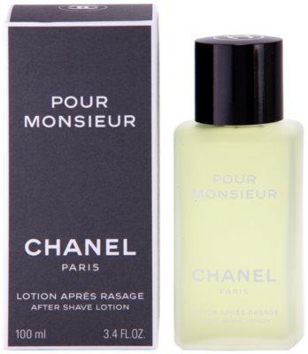 Chanel Pour Monsieur voda po holení pro muže
