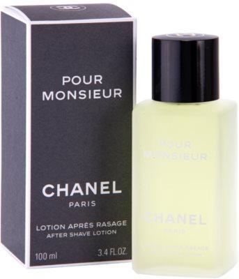 Chanel Pour Monsieur voda po holení pro muže 1
