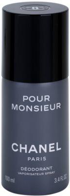 Chanel Pour Monsieur дезодорант-спрей для чоловіків