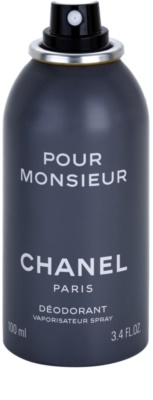 Chanel Pour Monsieur desodorante en spray para hombre 1