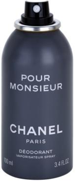 Chanel Pour Monsieur deo sprej za moške 1