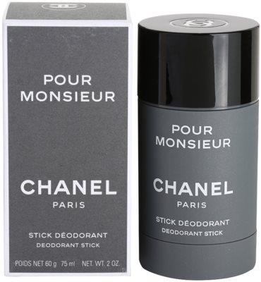 Chanel Pour Monsieur deostick pre mužov