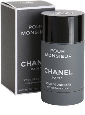 Chanel Pour Monsieur Deo-Stick für Herren 1