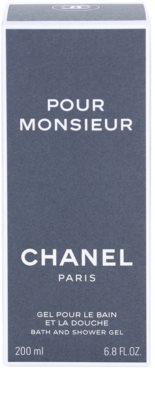 Chanel Pour Monsieur Duschgel für Herren 3
