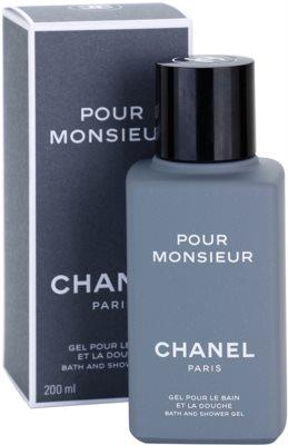 Chanel Pour Monsieur Duschgel für Herren 1