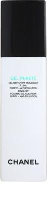 Chanel Cleansers and Toners čistilni gel za mešano in mastno kožo