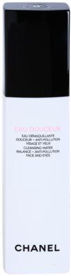 Chanel Cleansers and Toners Reinigungswasser für Gesicht und Augenpartien