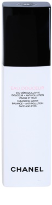 Chanel Cleansers and Toners tónico limpiador para rostro y contorno de ojos
