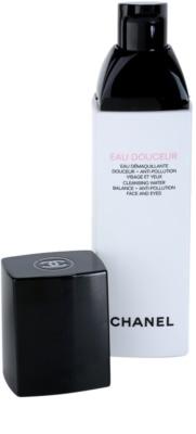 Chanel Cleansers and Toners tónico limpiador para rostro y contorno de ojos 1