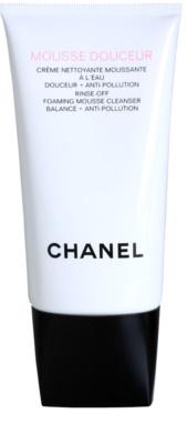 Chanel Cleansers and Toners Abschminkschaum zur gründlichen Reinigung der Haut