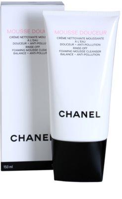 Chanel Cleansers and Toners Abschminkschaum zur gründlichen Reinigung der Haut 1