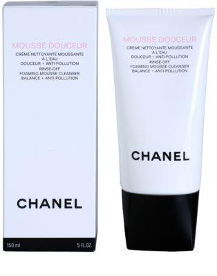 Chanel Cleansers and Toners Abschminkschaum zur gründlichen Reinigung der Haut 2