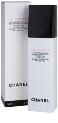 Chanel Cleansers and Toners Reinigungsmilch für normale Haut und Mischhaut 2