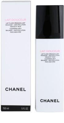 Chanel Cleansers and Toners Reinigungsmilch für normale Haut und Mischhaut 3