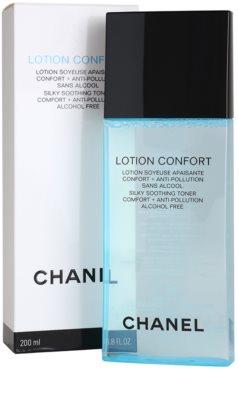 Chanel Cleansers and Toners Tonikum für normale und trockene Haut 1