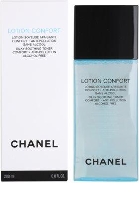 Chanel Cleansers and Toners Tonikum für normale und trockene Haut 2