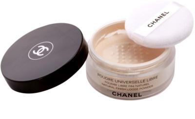 Chanel Poudre Universelle Libre pó solto para aspeto natural 1