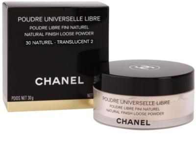Chanel Poudre Universelle Libre pó solto para aspeto natural 2