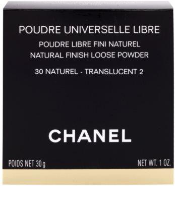 Chanel Poudre Universelle Libre pó solto para aspeto natural 4