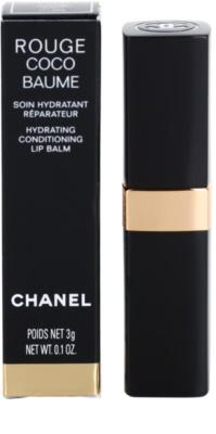 Chanel Rouge Coco Baume balsam do ust o dzłałaniu nawilżającym 2