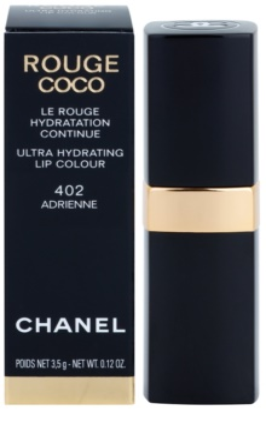 Chanel Rouge Coco Ultra Hydrating червило  за интензивна хидратация 4