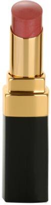 Chanel Rouge Coco Shine barra de labios hidratante