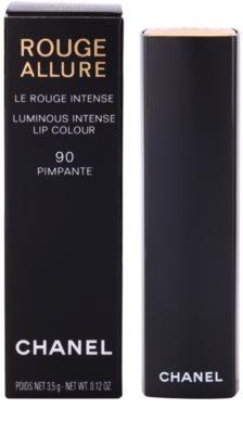 Chanel Rouge Allure intensiver, langanhaltender Lippenstift 3