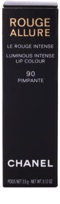 Chanel Rouge Allure intensiver, langanhaltender Lippenstift 4