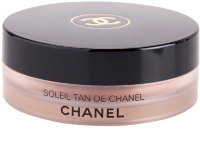 Chanel Soleil Tan De Chanel універсальний кремовий бронзатор