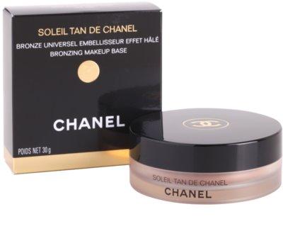 Chanel Soleil Tan De Chanel bronzeador universal cremoso 3