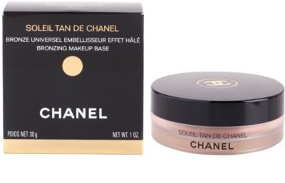 Chanel Soleil Tan De Chanel bronzeador universal cremoso 4
