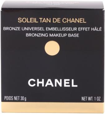 Chanel Soleil Tan De Chanel bronzeador universal cremoso 5