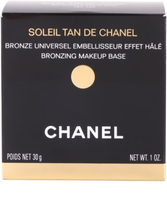 Chanel Soleil Tan De Chanel crema bronzer universala 5