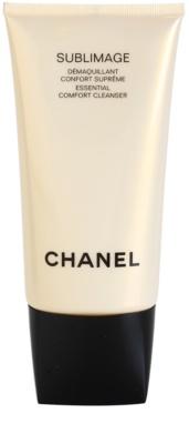 Chanel Sublimage żel oczyszczający do doskonałego oczyszczania skóry