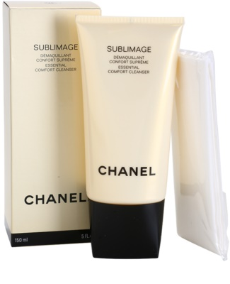 Chanel Sublimage gel de curatare perfecta pentru curatare 2