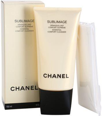 Chanel Sublimage Reinigungsgel  zur gründlichen Reinigung der Haut 2