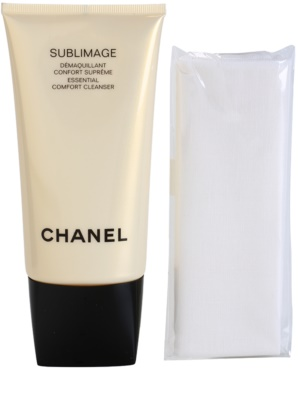 Chanel Sublimage gel de curatare perfecta pentru curatare 3