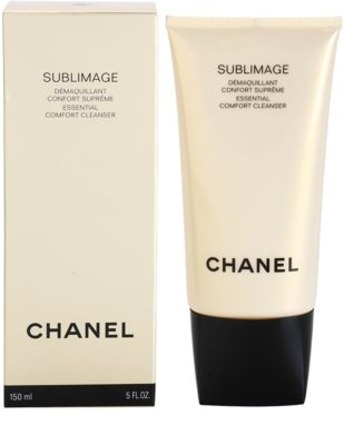 Chanel Sublimage gel de curatare perfecta pentru curatare 4