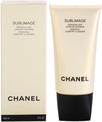 Chanel Sublimage Reinigungsgel  zur gründlichen Reinigung der Haut 4