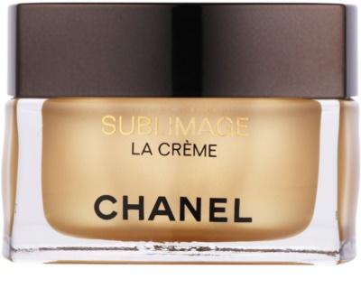 Chanel Sublimage revitalisierende Creme gegen Falten