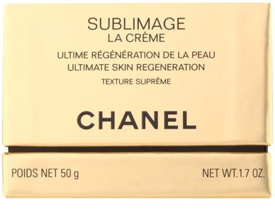 Chanel Sublimage extra výživný pleťový krém proti vráskám 2