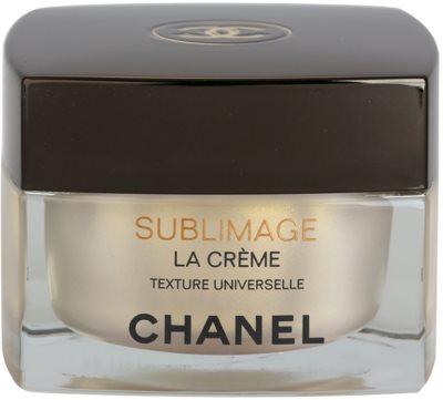 Chanel Sublimage Feuchtigkeitscreme gegen Falten