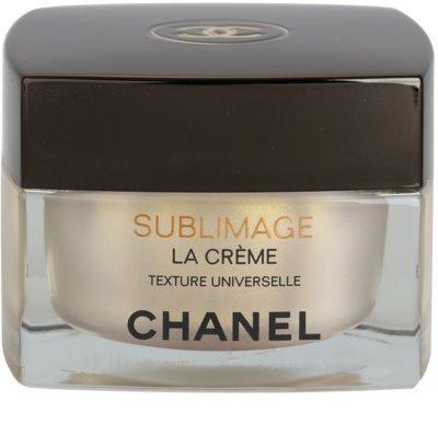 Chanel Sublimage хидратиращ крем  против бръчки