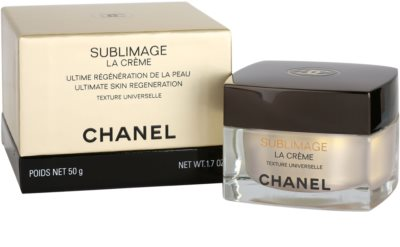 Chanel Sublimage creme hidratante antirrugas 2