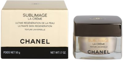 Chanel Sublimage Feuchtigkeitscreme gegen Falten 3