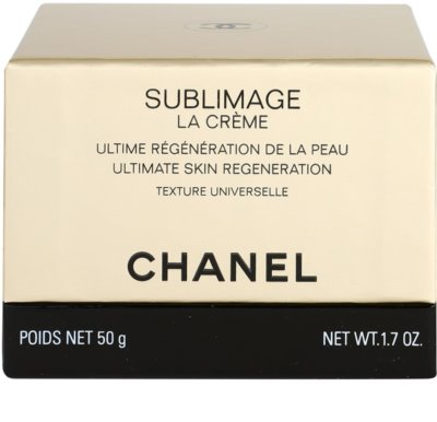 Chanel Sublimage creme hidratante antirrugas 4