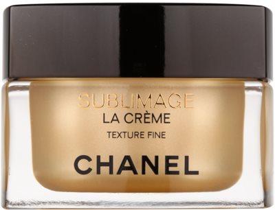 Chanel Sublimage lehký obnovující krém proti vráskám