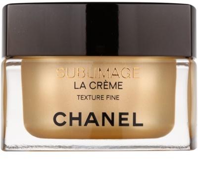 Chanel Sublimage leichte regenerierende Creme gegen Falten