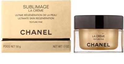 Chanel Sublimage crema regeneradora fórmula ligera  antiarrugas 1
