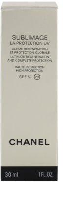 Chanel Sublimage crema regeneradora y protectora SPF 50 2